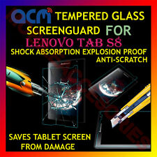 ACM-TEMPERED GLASS SCREENGUARD for LENOVO TAB S8 TABLET ANTI-SCTRACH PROTECTOR