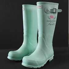 Hunter BNY MELLON Cambridge Rowing Boat Race Wellies Mens Wellington Boots