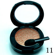 Single Eye Shadow Palette Pressed Powder Makeup Shimmer Metallic Color #11 D2752