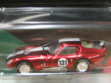 2005 KENTUCKY DERBY RED CHROME 1965 SHELBY COBRA DAYTONA w/RR's ~ 1,500 LE