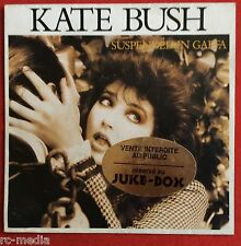 """KATE BUSH -Suspended In Gaffa- Rare French Juke Box 7"""" with Picture Sleeve/promo"""