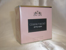 Otto Kern COMMITMENT woman women Eau de Toilette EdT 30 ml Neu/OVP