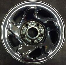 Dodge 1500 Series Truck 4x2 4x4 1994 - 2001 2039 steel chrome OEM wheel rim 16x7