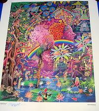 Pinturas de amaringo (ayauasca)  de Carlos C. Amaringo-Pacha mashiruyay