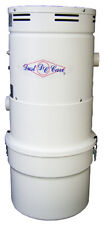Dust Care DCC-8 Central Vacuum 4 Gallon Tank