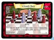 Harry Potter TCG Chamber of Secrets Wizard Chess 55/140