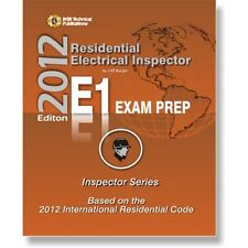 E1 ICC Residential Electrical Inspecto  Exam  Practice  Questions Workbook 2012