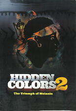 DVD Hidden Colors 2: The Triumph Of Melanin