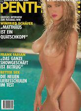 Magazin Penthouse 6,06/1994,Winfried Schäfer.Angela,Frank Farian, Juni 94