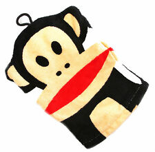 New Paul Frank Julius Monkey Magic Bath Shower Terry Mitt Expands