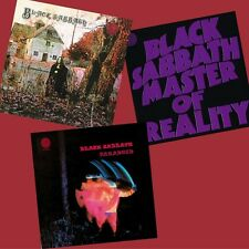 Black Sabbath Albums Bundle - Black Sabbath/Paranoid/Master Of - Vinyl LP *NEW*