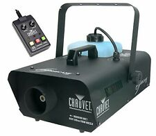 Chauvet Hurricane H1300 Pro Smoke Fog Machine Fogger w/ FC-T Wired Remote