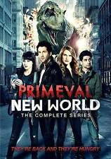DVD Primeval New World: The Complete Series ***3 DVD SET*** SCI-FI/ACTION