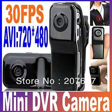A0246 SPORT CAMERA VIDEO MINI DV MD80 DE POCHE 30FPS PÊCHE CHASSE CLUMBING FREE