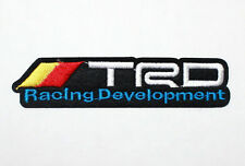 TOYOTA TRD Sport Motorsports Car Racing Kits Jacket T Shirt  cap Iron on Patch