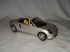 AUTOART TOYOTA MR2 SPYDER SILVER 1:18 DIECAST MODEL CAR