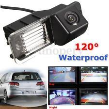Reverse Rear Reversing Camera kit for VW Volkswagen Golf GTI MK 6 MK 7 Polo 013