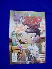 Zero Zero 11 August 1996. Underground.  Dave Cooper, Dave Collier, Kaz, Sala..