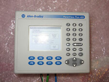 Allen Bradley PanelView Plus 400 2711P-K4M3A/C Mono Keypad DH485,2009 New no Box