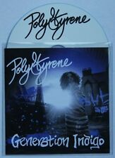 Poly Styrene Generation Indigo Adv CD-Acetate X-Ray Spex