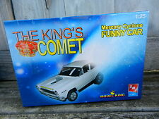 AMT MERCURY CYCLONE FUNNY CAR ALTERED1:25TH SCALE PLASTIC MODEL KIT SEALED KIT