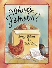 Where's Jamela?-ExLibrary