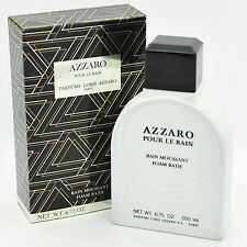 Parfums Loris Azzaro Paris Azzaro 200ml perfume foam bath, vintage rare
