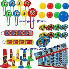 PAW PATROL 48pcs Favors Mega Pack Pinata Bag Filler Prizes Party Supply Decor