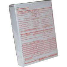 CMS 1500 Billing Forms  08/05 Version for Inkjet or Laser printers. 500 Sheets,