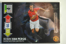 Robin van Persie Limited Edition - Panini Adrenalyn XL Champions League 2012/13