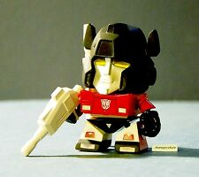 Transformers Series 2 The Loyal Subjects Vinyl Figures Sideswipe 2/16 Rarity