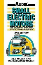 Small Electric Motors by Rex Miller (1993, Hardcover)