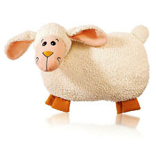 Fashy Hot Water Bottle - Plush Lamb 0.8L Water Bottle