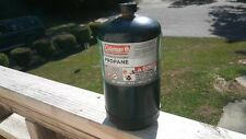 COLEMAN Propane Gas Fuel Cylinder 16 oz 1lb Outdoor Camping Stove Fuel