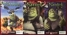 Shrek (2003) #1-3 - Newsstand Variants - Comic Books - Dark Horse Comics