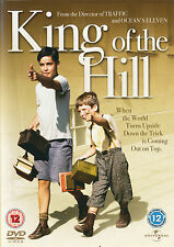 KING OF THE HILL - DVD - 1993 - DIRECTED BY STEVEN SODERBERGH - COMING OF AGE