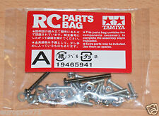 Tamiya 58557 Unimog 406 Wheelie/CW01, 9465941/19465941 Screw Bag A, NIP