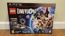 BRAND NEW LEGO Dimensions Starter Pack for Sony PlayStation 3 PS3 (71170)