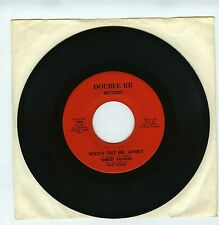 45 RPM SP SHIRLEY VAUGHN WATCH OUT Mr.LONELY