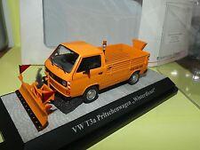 VW T3a PICK UP WINTERDIENST DDE ALLEMANDS PREMIUM CLASSIXXS 11506 1:43