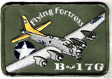 WWII USAAF ARMY 8TH AIR FORCE B-17G FLYING FORTRESS BOMBER 8th AAF B-17 PATCH