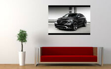 2016 MERCEDES BENZ GLE CLASS NEW GIANT LARGE ART PRINT POSTER PICTURE WALL