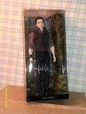 2012 Barbie Collector TWILIGHT SAGA BREAKING DAWN PARTE 2 EMMETT IN BAMBOLA mai tolto dalla scatola