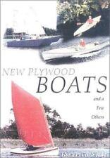 New Plywood Boats-ExLibrary