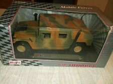 1:18 scale Humvee by MAISTO        (190)