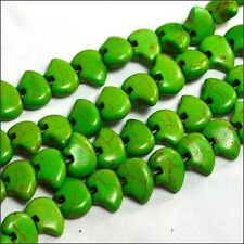 Green Magnesite (Dyed) Zuni Bears