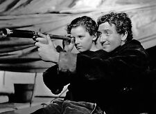 PHOTO CAPITAINES COURAGEUX -  SPENCER TRACY /11X15 CM #1