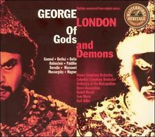George London George London: Of Gods and Demons CD