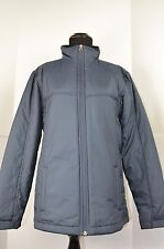 Women's Port Authority Jacket Size Large Warm Winter Coat Blue Insulated Outdoor