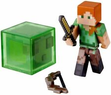 Minecraft Series 3 Alex Action Figure with Accessory - *Damaged Box*